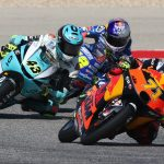 Ayumu finishes 13th in chaotic Grand Prix of the Americas